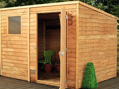 7x5_pent_overlap_wooden_garden_shed